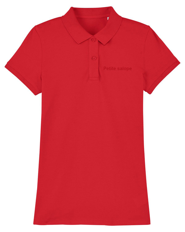 PoloF Red PetiteSalope