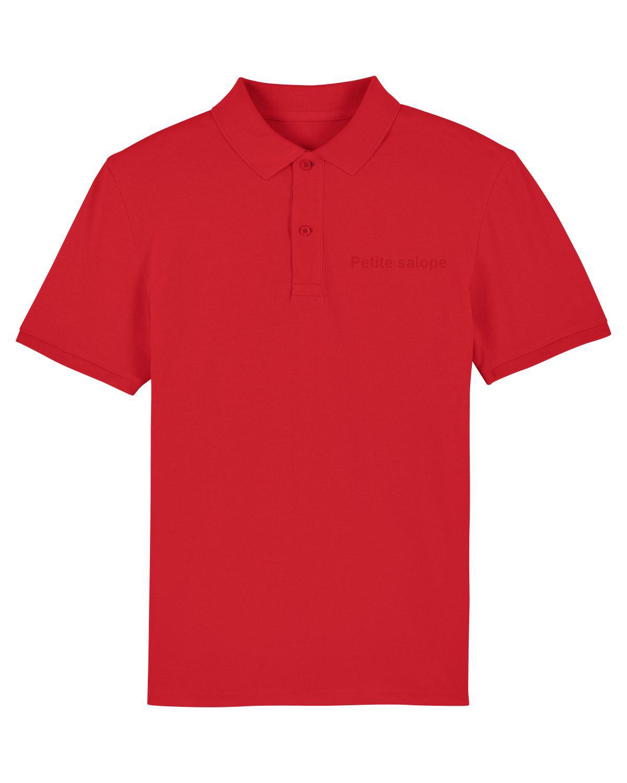 PoloH Red PetiteSalope