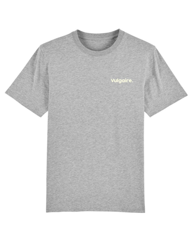 T-shirt - vulgaire.