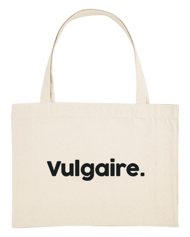Shopping bag - Vulgaire.